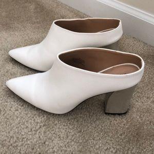 Who What Wear Trisha mules